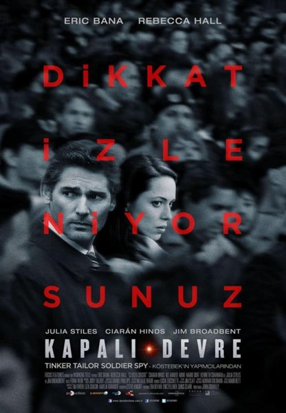Kapal� Devre | Closed Circuit | 2013 | 1080p | BluRay | x264 | DUAL