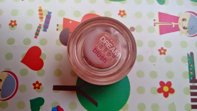 maybelline dream touch mousse
