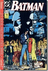 3.- Batman #441