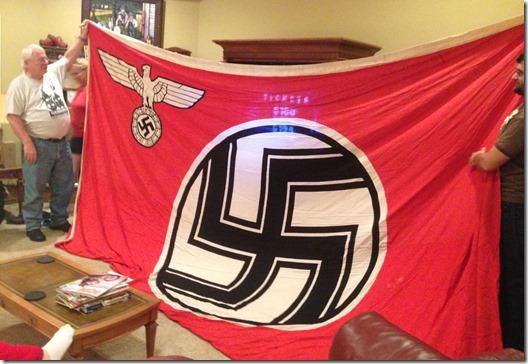 reichs service flag