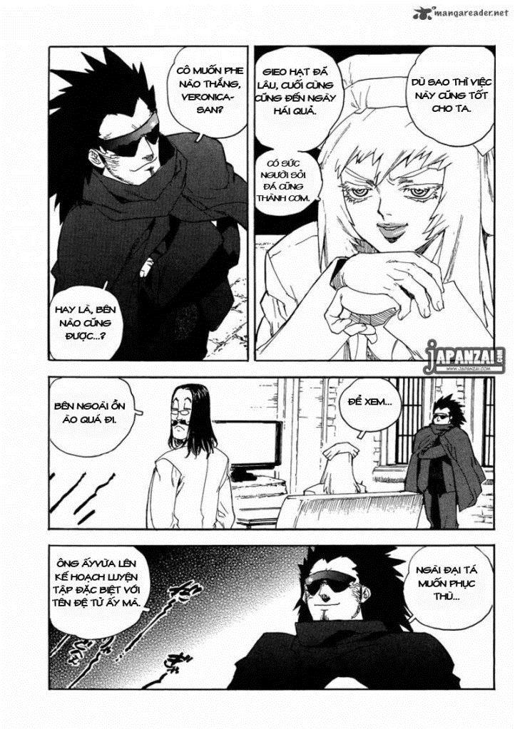 Aiki chap 89 - Trang 6