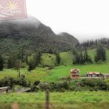 Estrada paro o Parque Nacional Cajas - Cuenca - Equador