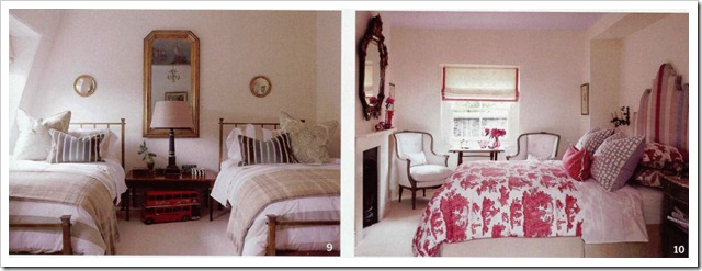 SR London Flat bedrooms