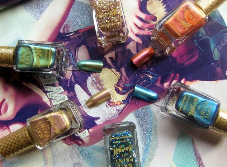 BarryM-Aquarium-Nail-polish-Collection