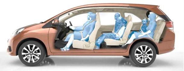Honda-Mobilo-Interior