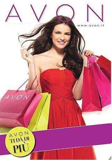 Io Ti Avon  - Magazine cover