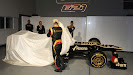 Lotus E21 F1 Launch pictures