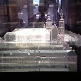 Alte Abtei aus Glas - ein letztes Mal auf dem Gelände der Cristallerie