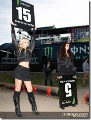Paddock Girls Monster Energy Grand Prix de France  20 May  2012 Le Mans  France (3)