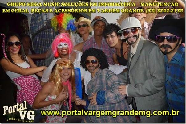 ARRAIA DO CORONEL EM VG PORTAL VARGEM GRANDE  MG (61)