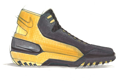 nike air zoom generation xx 20 years of design 1 04 20 Designs that Changed the Game: Nike Air Zoom Generation