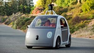 谷歌将小批量生产无人驾驶汽车原型车