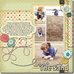 Love The Sand