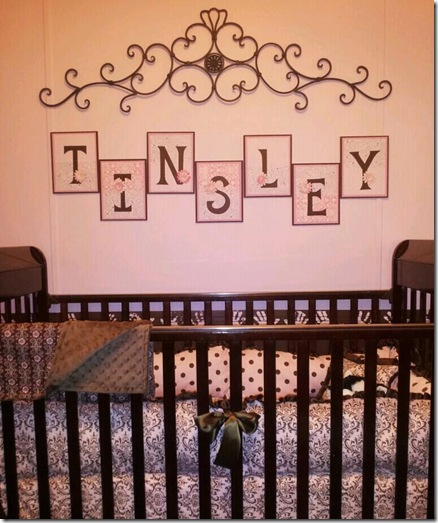NURSERY LETTERS (4)