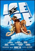 Ice Age - Continental Drift - poster