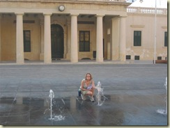 Fountain in Valletta (Small)