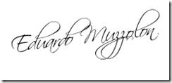 minha assinatura