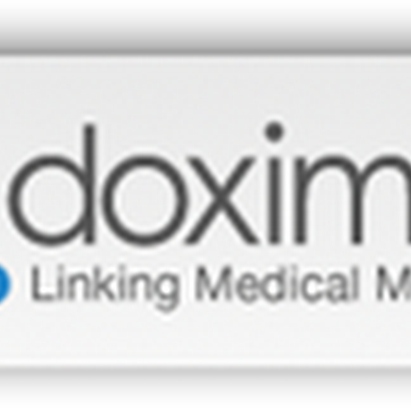Doximity Mobile and Web Secure Network for Doctors To Communicate With Encrypted Two Way Authentication–HIPAA Compliant Texting