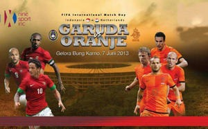 Hasil Indonesia vs Belanda