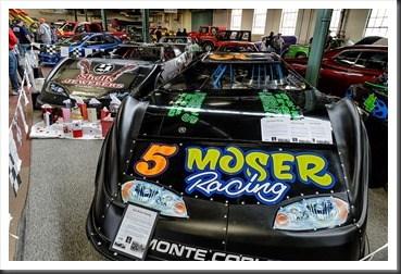 Speed Show at Motorama Events