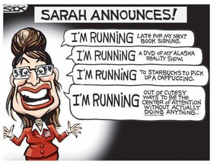 Sarah-Announces