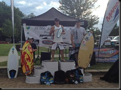 Zane 3rd Mens Outlaw surf
