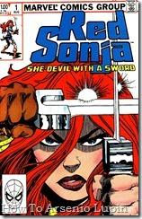P00003 - Red Sonja v2 #1