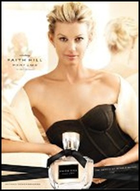 Faith Hill Ad