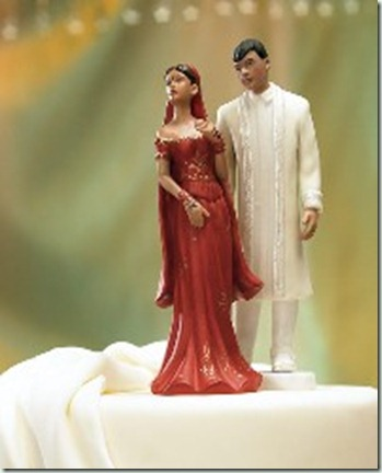 Pink-Wedding-Cake-Cake-topper--what-was-he-thinking-