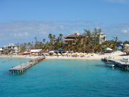 Mexican beaches: Isla Mujeres