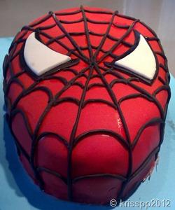 tarta spiderman (3)