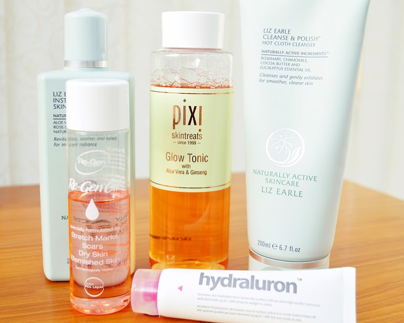 skincare routine beauty blog
