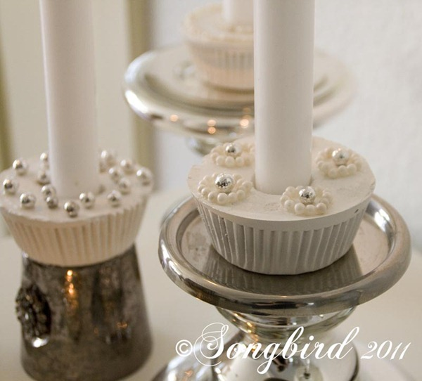 Cupcake Candle Holders 3