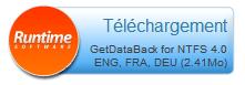 GetDataBack NTFS