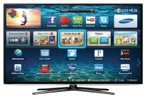 Samsung UN46ES6100 46-Inch 1080p 120Hz Slim LED HDTV (Black)