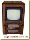 1938-Du-Mont-Model-180-Television