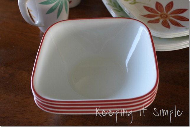 corelle dishware happy days (4)