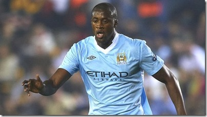 yaya toure-manchester city