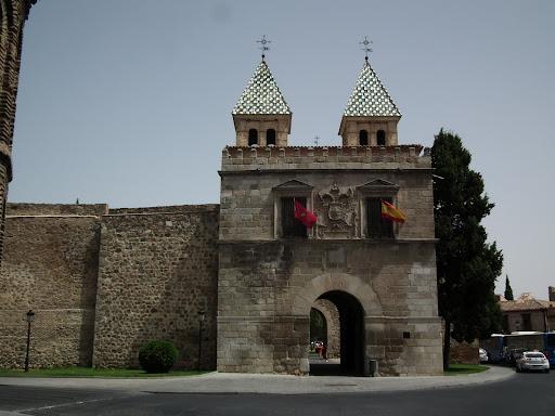 Puerta nueva de bisagra toledo gu a de viajes y turismo - Bisagra de puerta ...