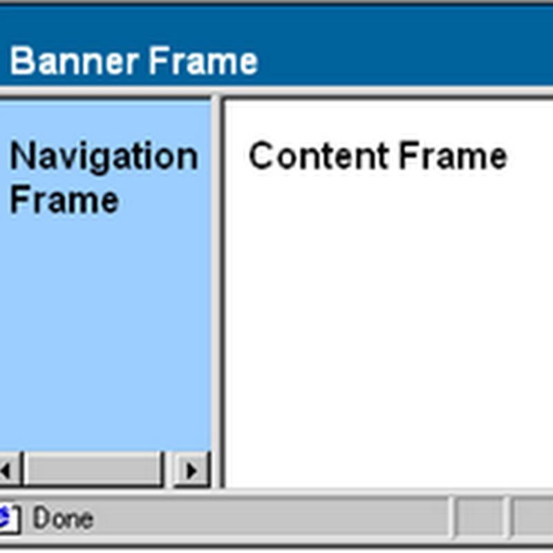 El por qué no debes usar frames en HTML