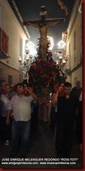 SANTISIMO CRISTO DE BELLUS 2012