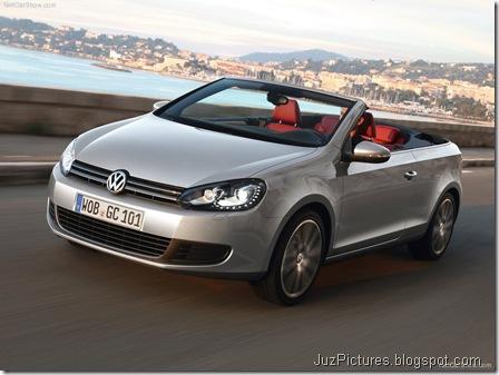 VW Golf Cabriolet3
