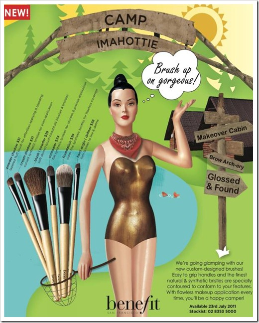 Benefit-Brushes