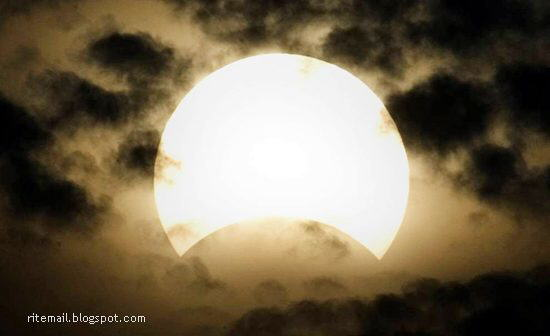 The full eclipse lasted 6 minutes and 39 seconds, and recorded as a long over the last century