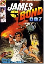 P00001 - James Bond 007 #1