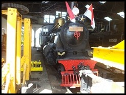 Indonesia, Ambarawa Railway Museum, Workshop, 11 January 2013 (1)