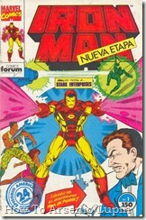 P00109 - El Invencible Iron Man #235