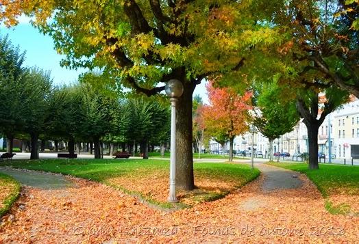 Glória Ishizaka - Folhas de Outono 5