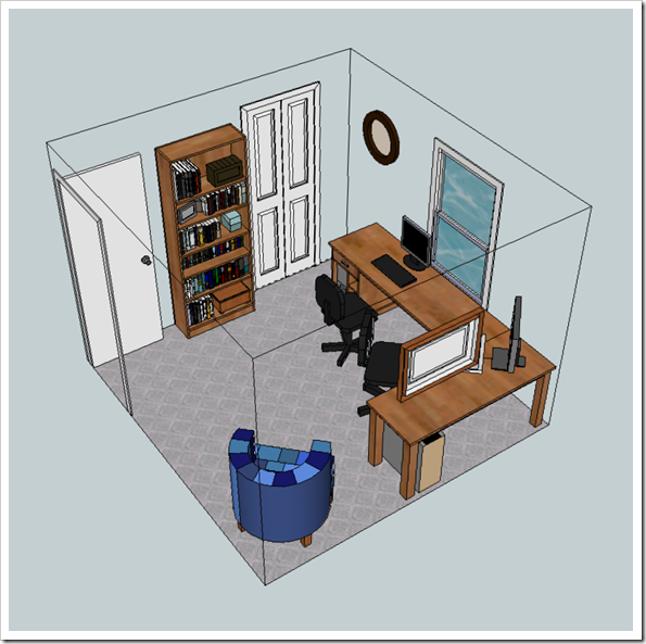 office 1 closet