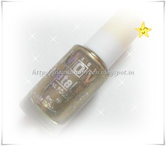 VOV Metallic Nail Enamel